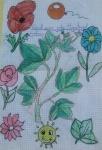 8-dibujo-a-color-flores-de-colores
