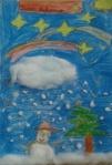 3º A, CEIP Virgen de Luna, curso 2009-10 (14)