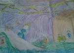 3º A, CEIP Virgen de Luna, curso 2009-10 (15)
