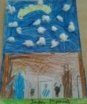 3º A, CEIP Virgen de Luna, curso 2009-10 (17)