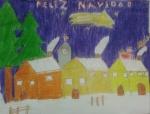 3º A, CEIP Virgen de Luna, curso 2009-10 (24)