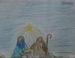 3º A, CEIP Virgen de Luna, curso 2009-10 (9)