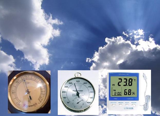 El higr metro mide la humedad atmosf rica maestroajedrez - Como sacar la humedad de la pared ...