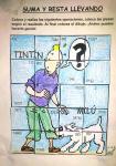 5. Sumas en puzzle