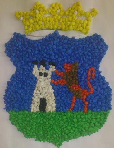 Escudo de Castilblanco de lis Arroyos