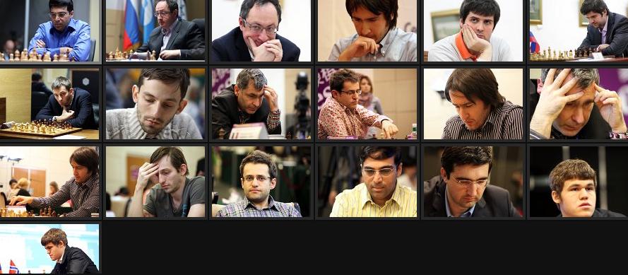 Torneo de candidatos 2013 II