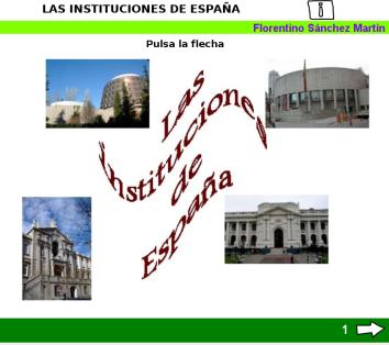 Las Instituciones de España