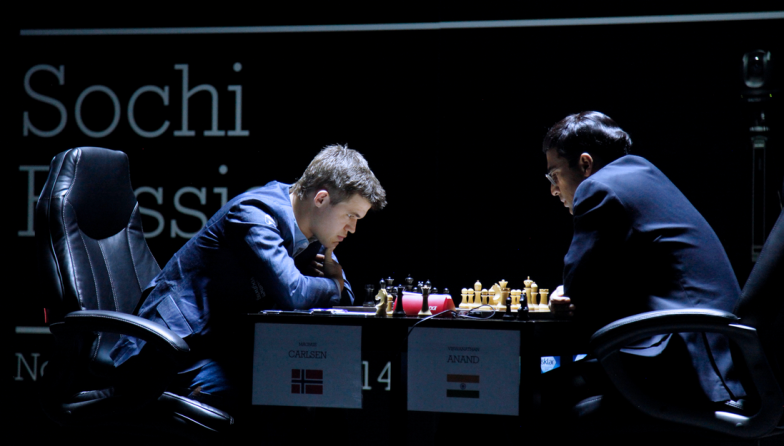 Carlsen-Anand 2014