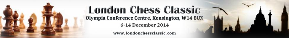 London Chess Classic 2014 II